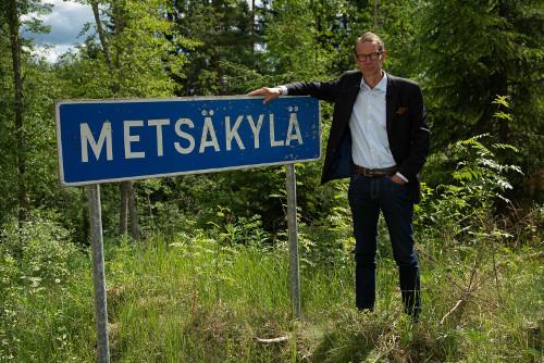 Suomi On Metsäläinen